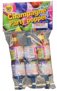 ChampagnePartyPopper(Medium)