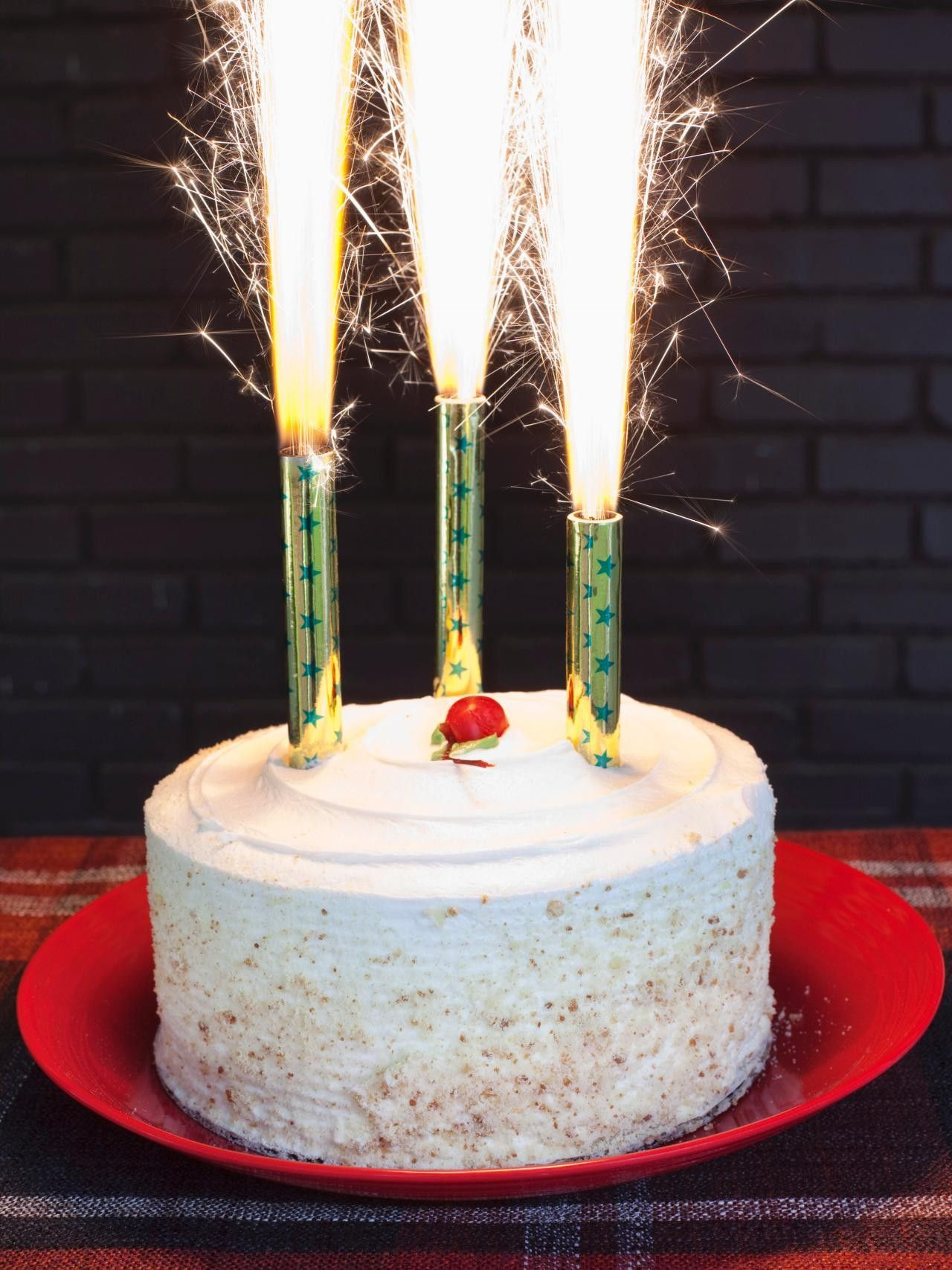Outstanding Cake Champagne Bottle Sparklers Indoor Safe Large Birthday Candle Funny Birthday Cards Online Elaedamsfinfo
