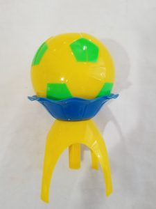 Football -soccer-ball-musical-candle -for-cakes
