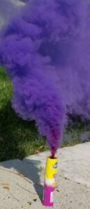 color-change-smoke-yellow-to-purple